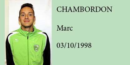Chambordon marc
