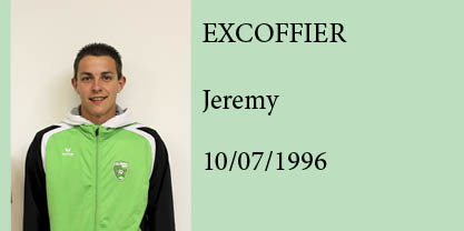 Excoffier jeremy