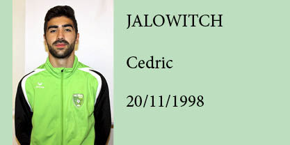 Jalowith cedric