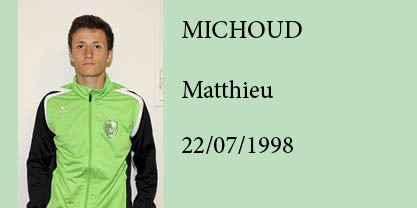 Michoud mathieu